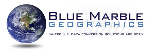 Blue Marble Geographics, Hallowell, Maine