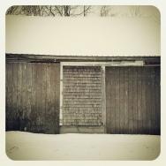 Grady's barn, Whitefield, Maine