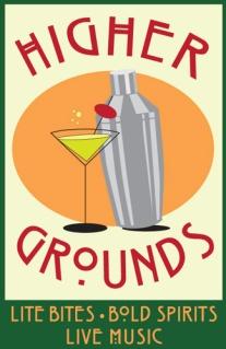 HIgher Grounds, bar, Hallowell, Maine