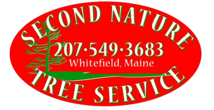 Second Nature Tree Service logo, Whitefield, Maine