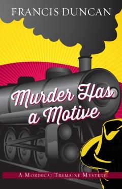 Book cover design, Mystery