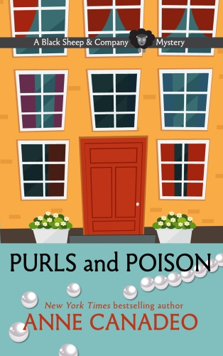 Book cover design, Cozy Mystery