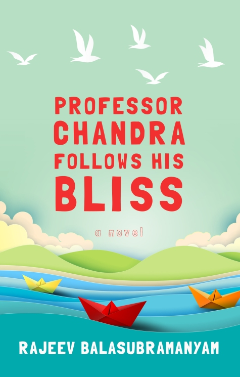 ProfessorChandraFollowsBliss